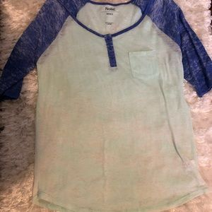 Nollie Comfy Top, Size Large